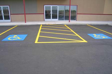 Parking-Lot-Striping-Services-Handicap-Rome-Cedartown-Georgia